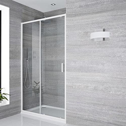 Duchas termost ticas duchas completas con termostato for Cabinas de ducha medidas