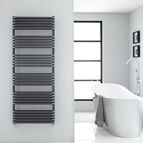 Radiadores toallero secatoallas de dise o el ctricos for Radiadores toalleros agua