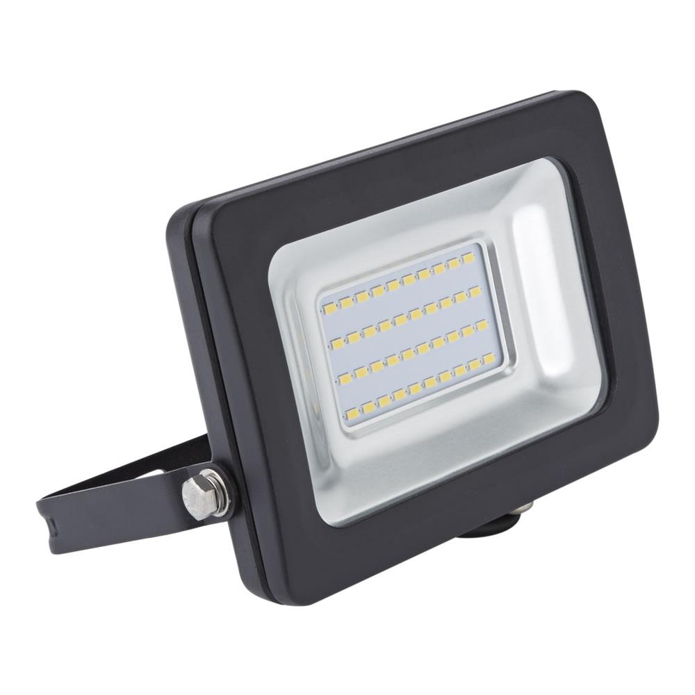 Biard Foco Faro Proyector Compacto LED 20W SMD con Componentes de Montaje Superficial