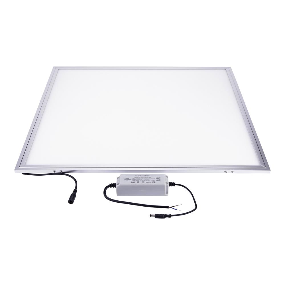 Panel LED Plano LED Cuadrado de 620 x 620mm de 40W