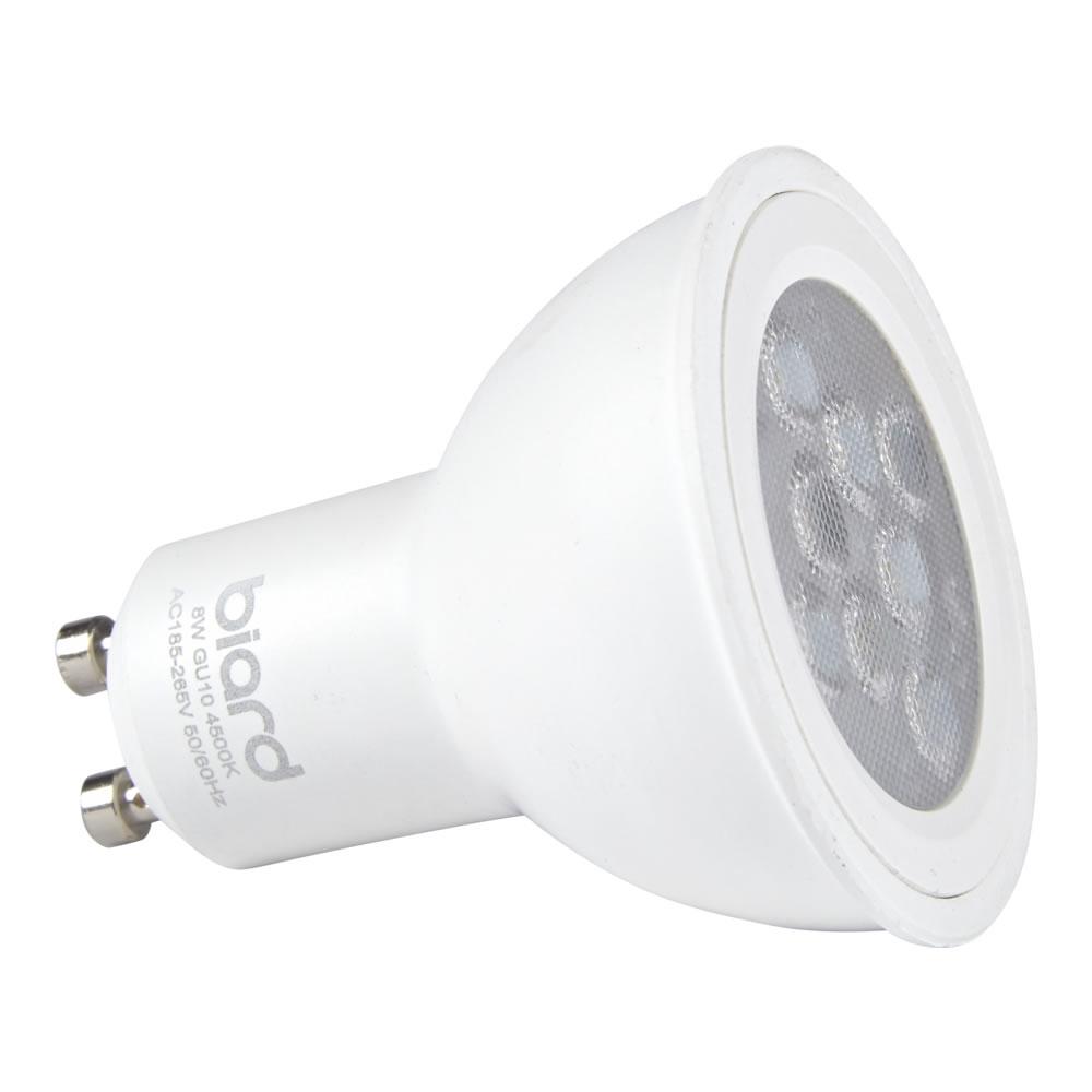 Foco Spot LED GU10 de Techo de Repuesto 8W Equivalente a 60W
