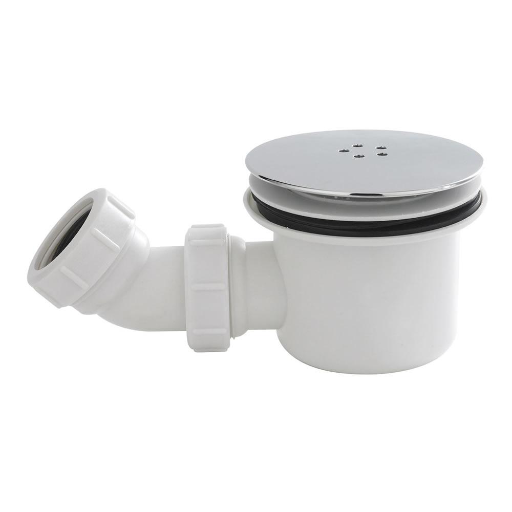 Válvulas de Desagüe para Platos de Ducha con Diámetro de 90mm