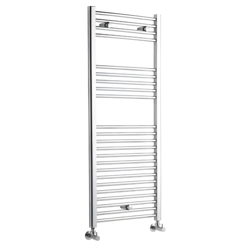 Radiador Toallero - Cromado - 1200mm x 500mm x 75mm - 457 Vatios - Ladder