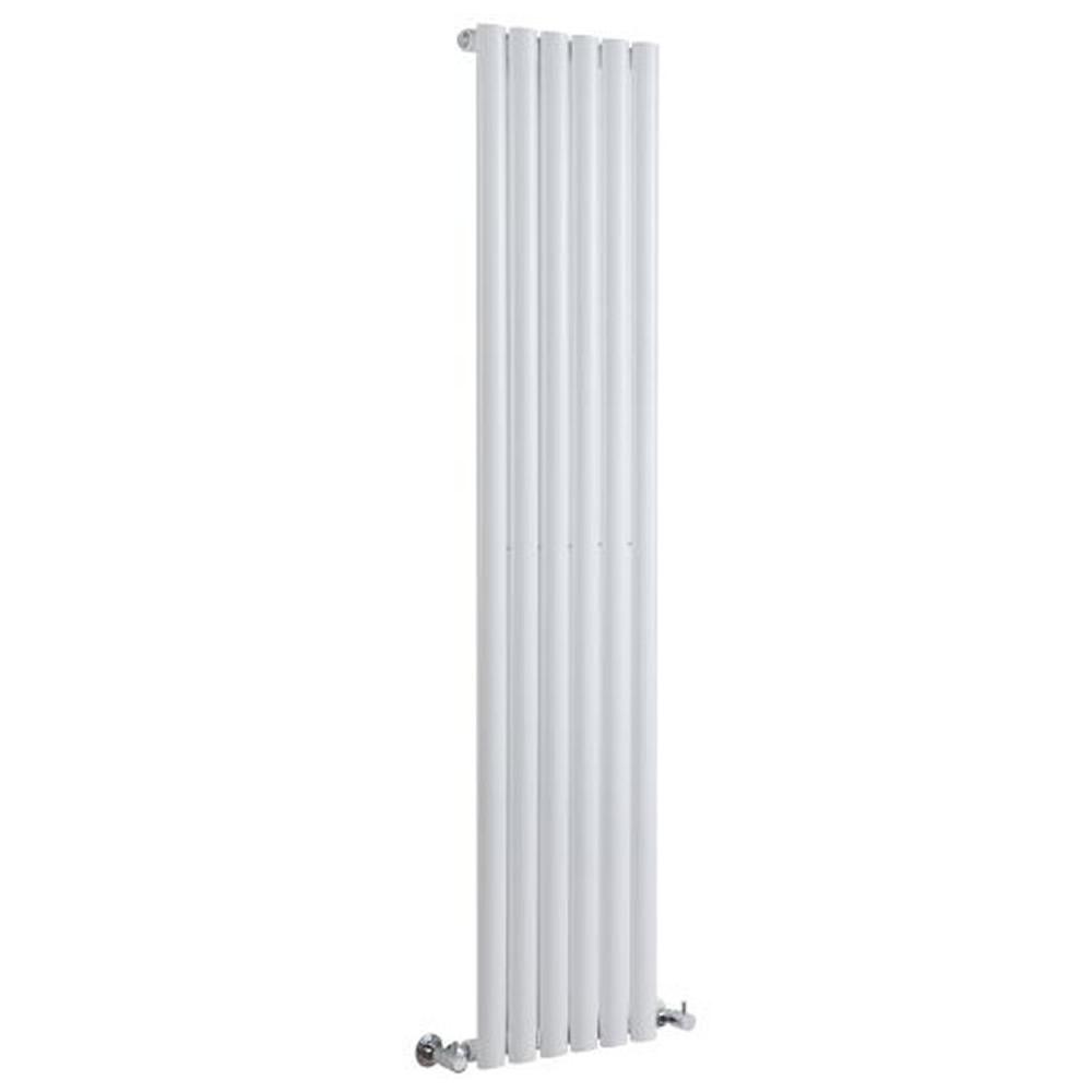 Radiador de Diseño Vertical - Blanco - 1780mm x 354mm x 56mm - 892 Vatios - Revive