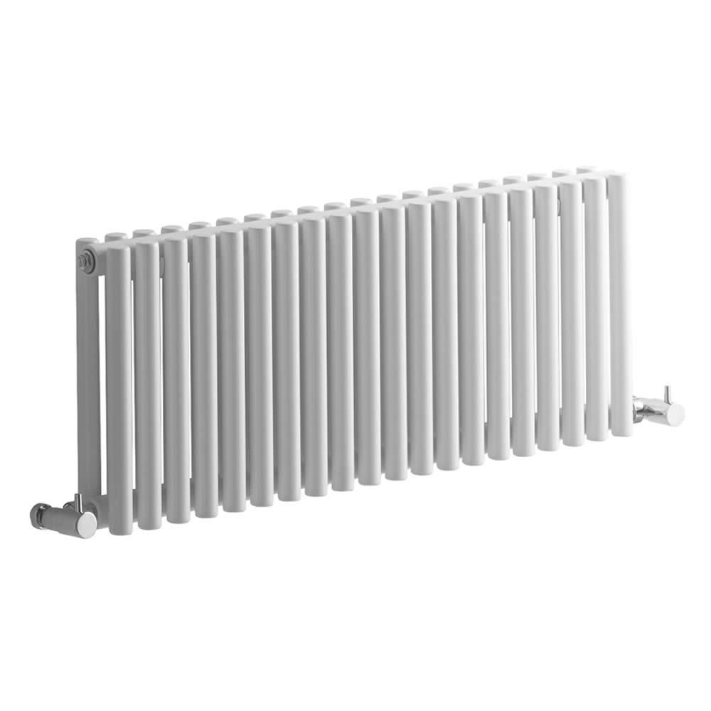 Radiador de Diseño Horizontal - Blanco - 300mm x 760mm x 78mm - 620 Vatios - Revive