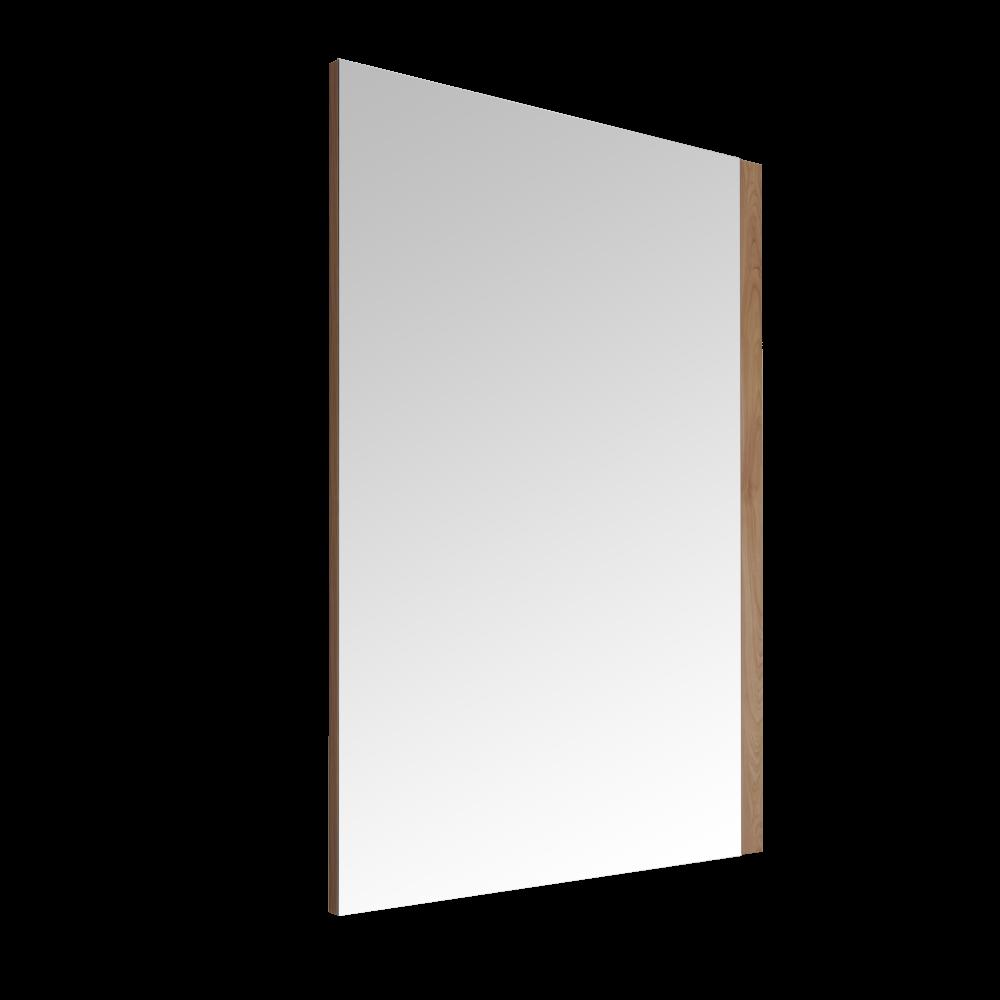 Espejo de 750x1000mm para Cuarto de Baño Color Roble Dorado - Newington