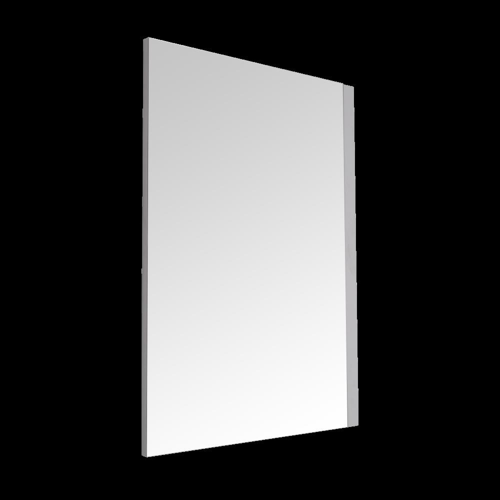 Espejo de 750x1000mm para Cuarto de Baño Color Blanco Opaco - Newington