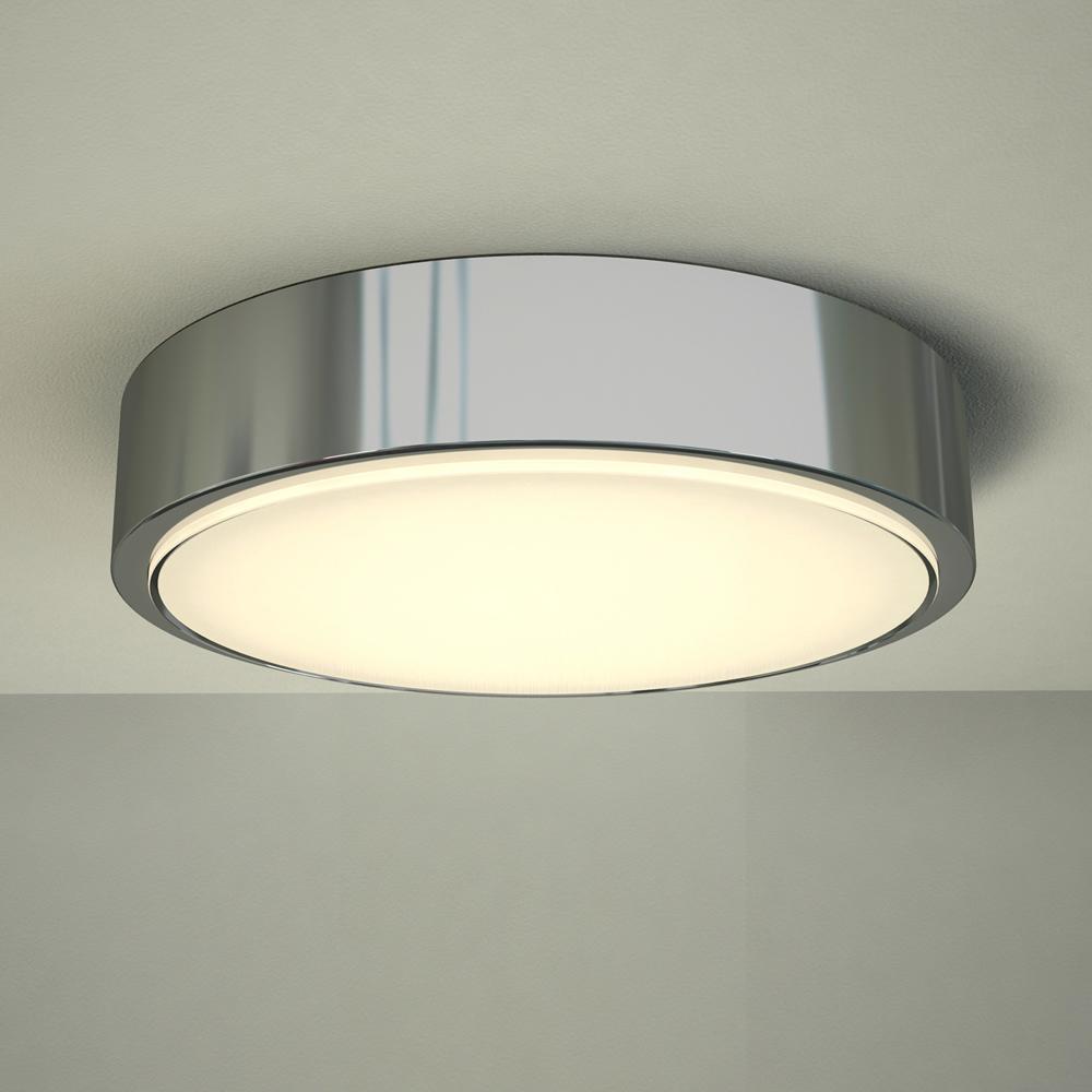 Plafón de Techo LED Redondo para Cuarto de Baño Ø284 - Zell