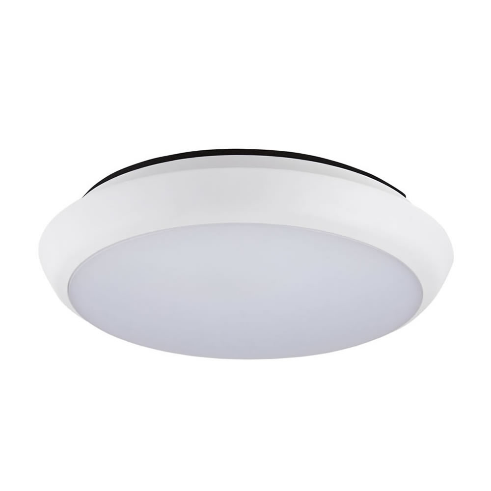 Biard Plafón Circular deTechO 12W IP54 LED