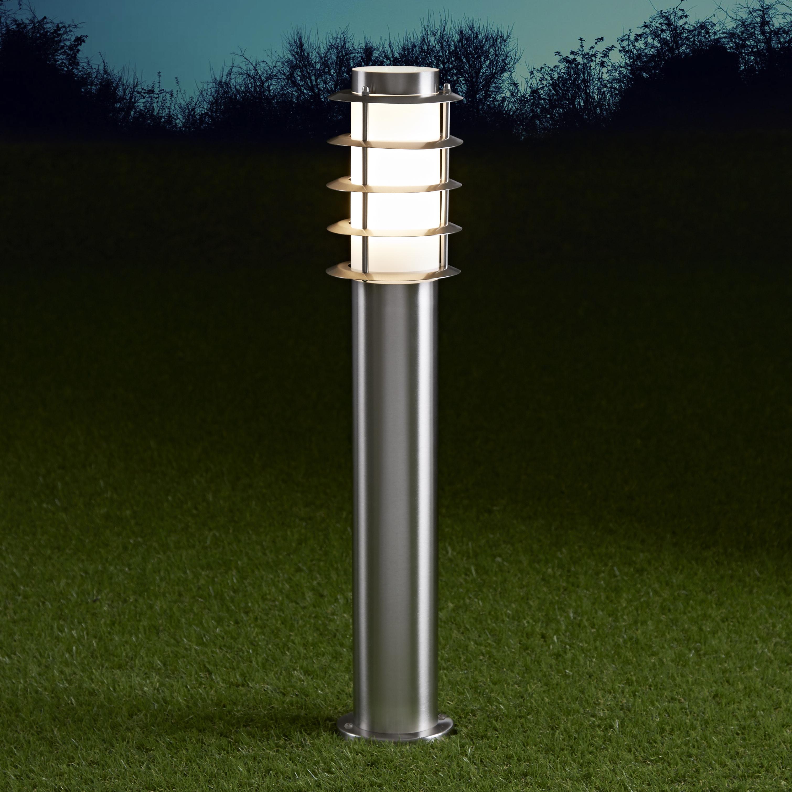 Sobremuro LED de 600mm para Exteriores de Acero Inoxidable - Belfort