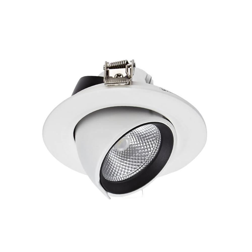 Biard Foco LED Empotrable Orientable de 10W