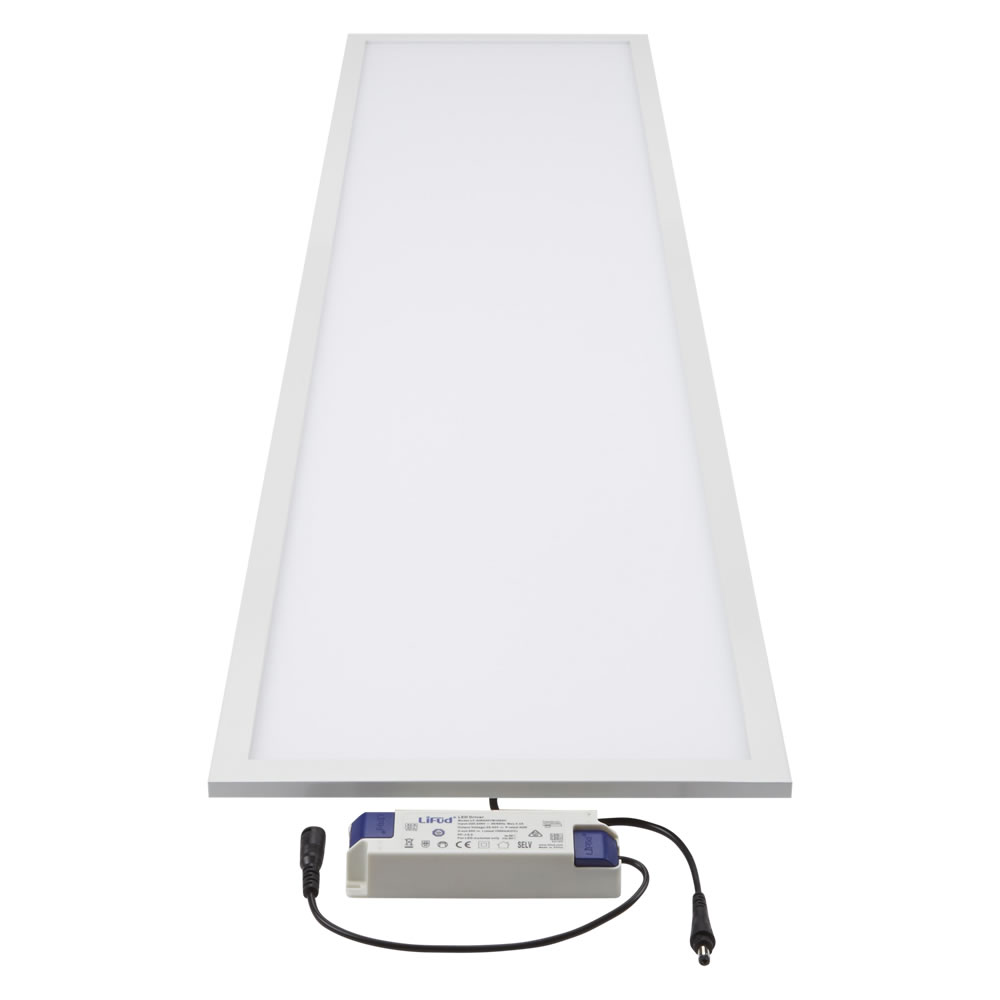 Biard Panel LED de Techo 300x1200mm 40W