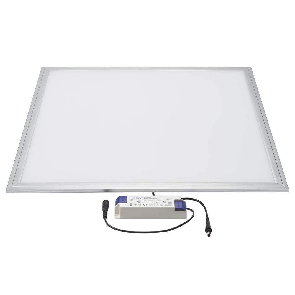Biard Panel LED Plano LED Cuadrado de 600 x 600mm de 36W
