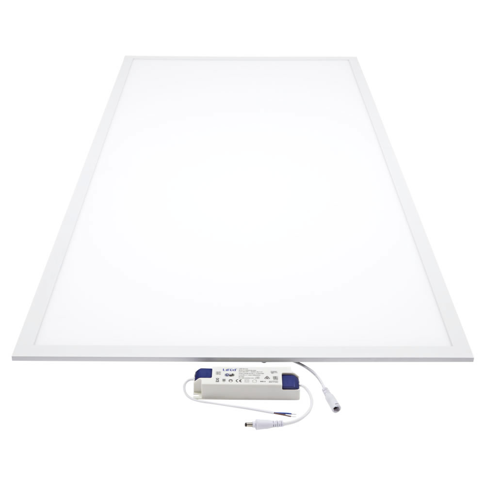 Panel LED de Techo 600x1200mm 60W