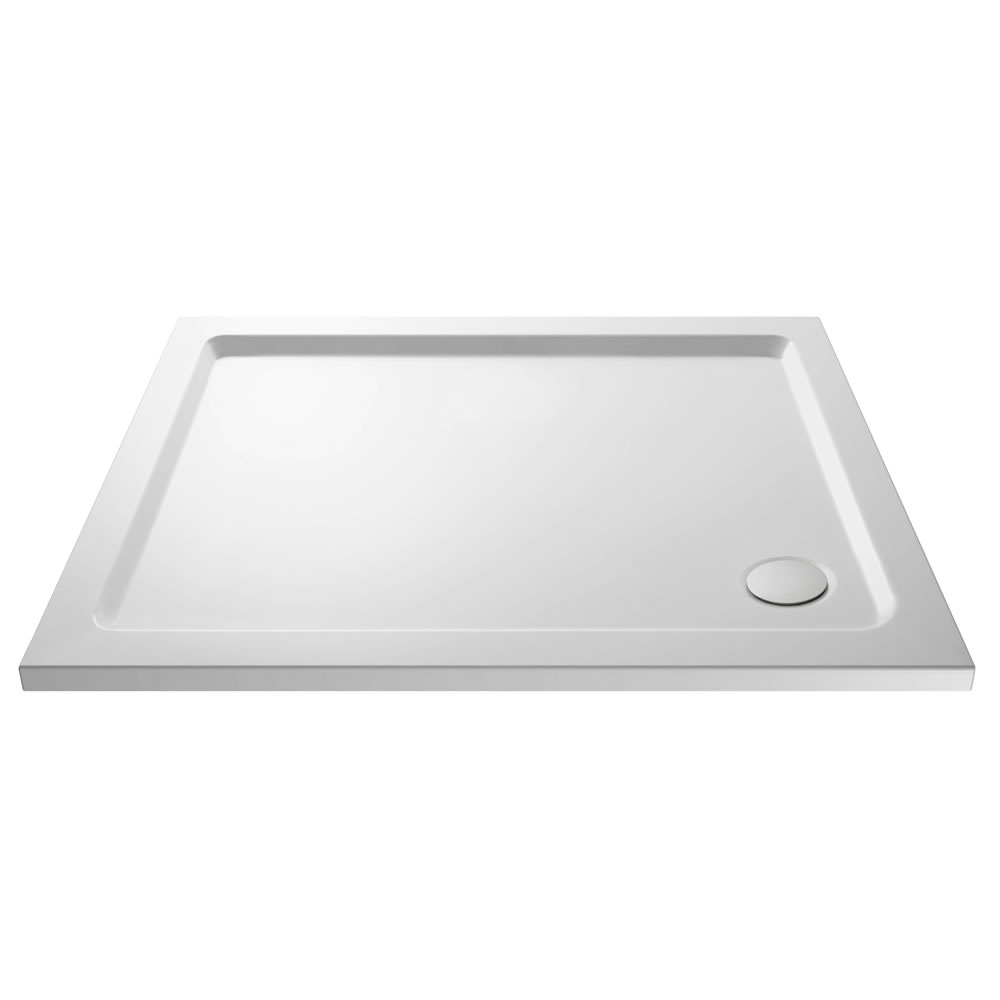Plato de Ducha Rectangular de 900x800mm