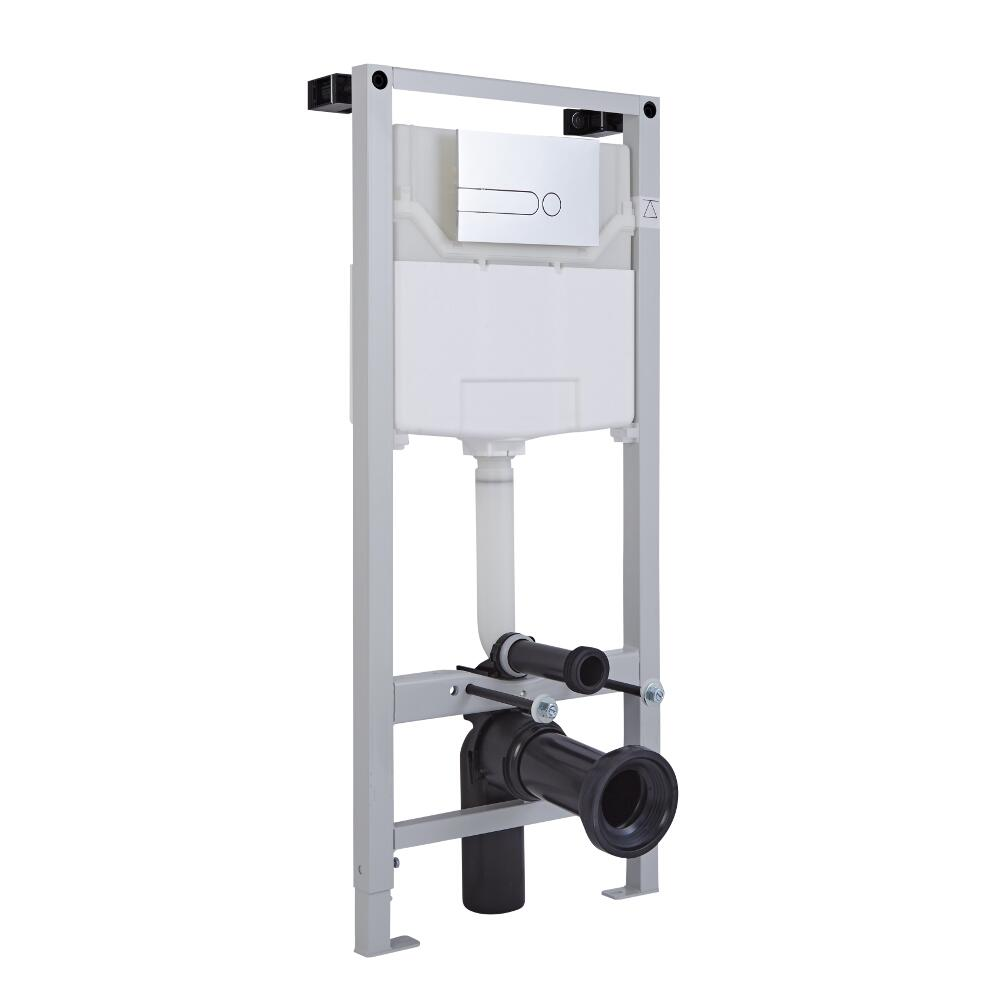 Estructura con Cisterna para WC Inodoro Suspendido 1150x500mm