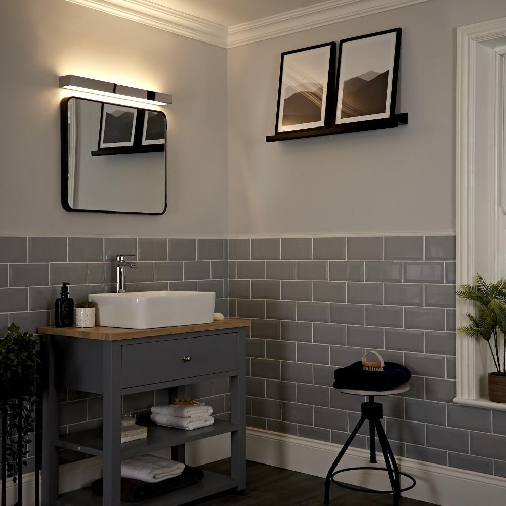 Luminaria LED Mural para Cuarto de Baño - Onega