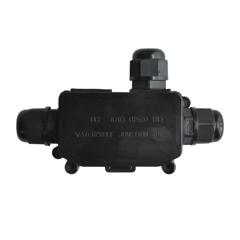Biard Conector de Cable para Foco Proyector Exterior IP65 1-2