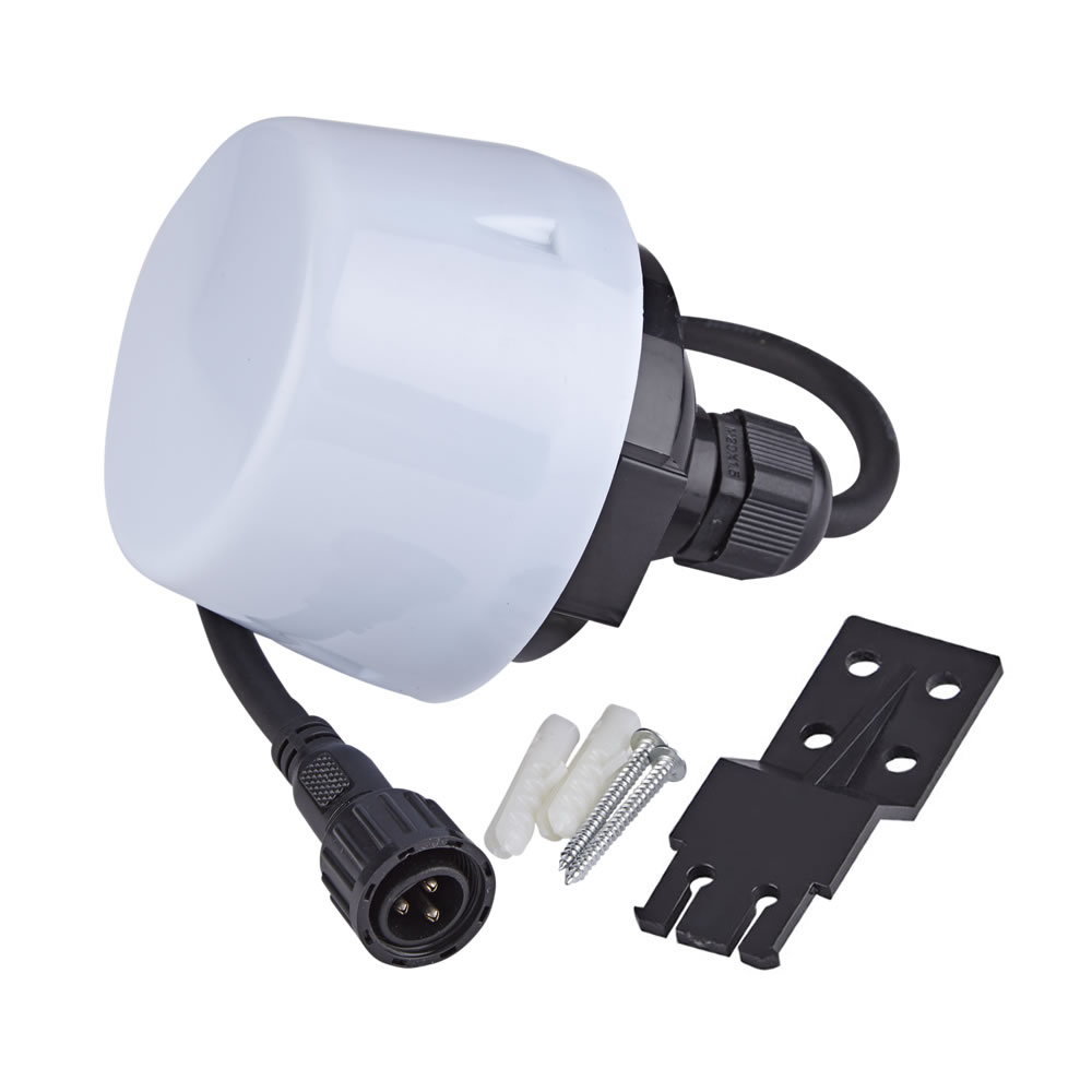Biard Sensor Crepuscular PIR 10-50W para Foco Proyector Plano