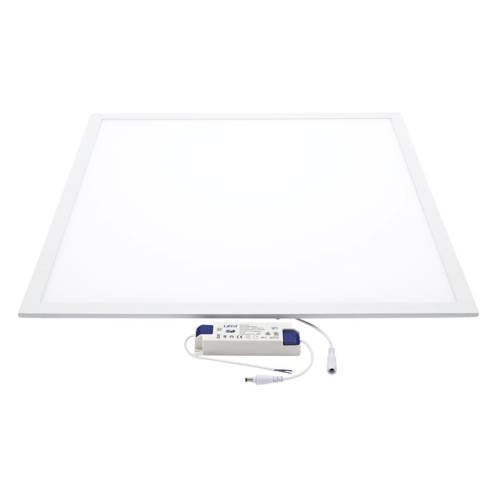 Biard Panel LED de Techo 600x600mm Blanco Frío 36W o Blanco Natural 40W