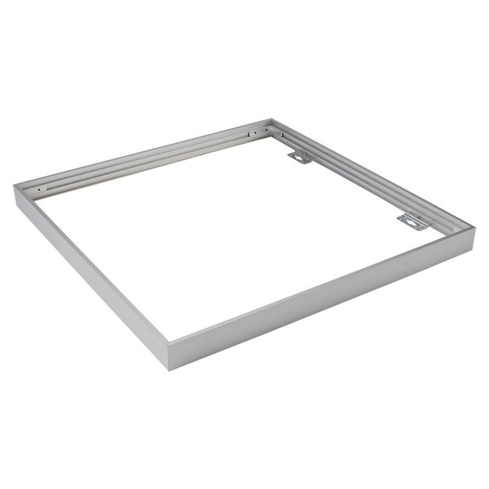 Estructura Plateada para Paneles LED de Techo 600 x 600mm
