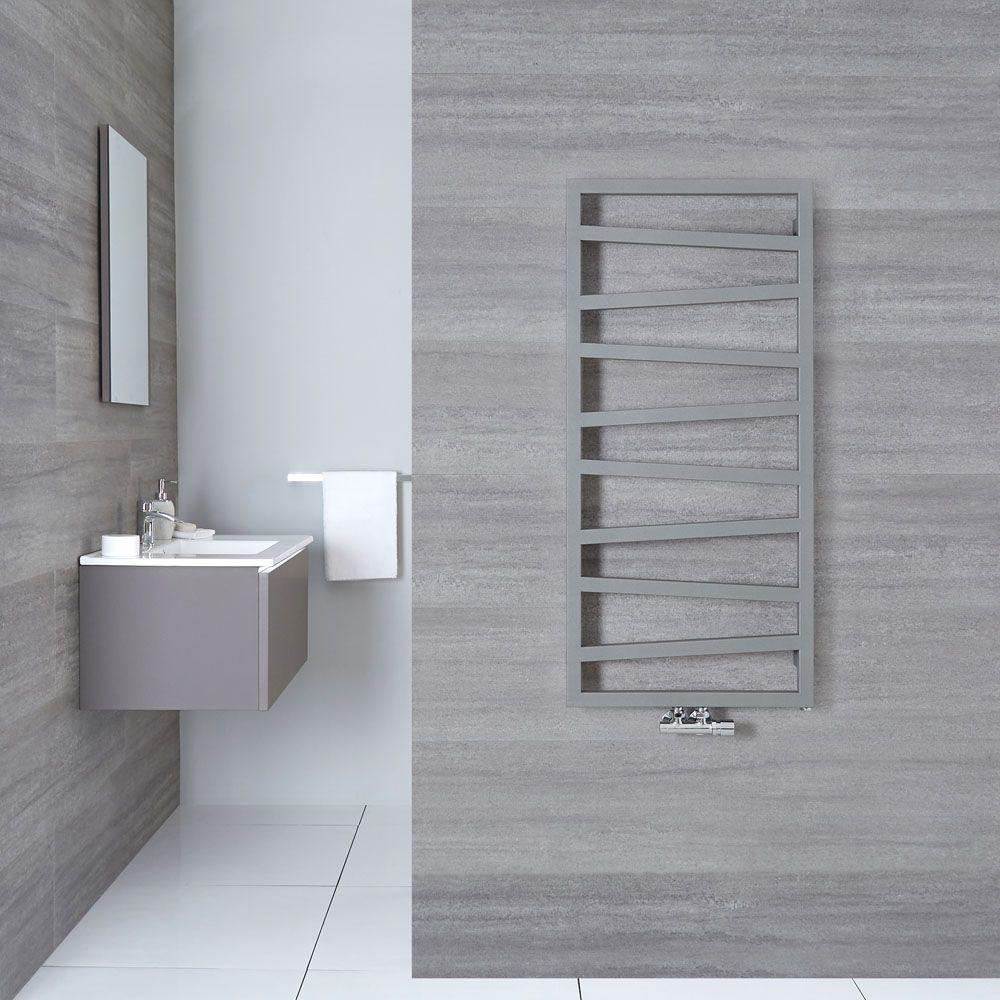 Simple Home Epona Vertical Progettista Radiador 1800/mm raddoppiare columna brillante blanca