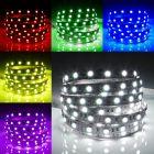 Biard Tira de 60 Luces Flexible LED de 5 Metros RGB Color Rojo Verde y Azul