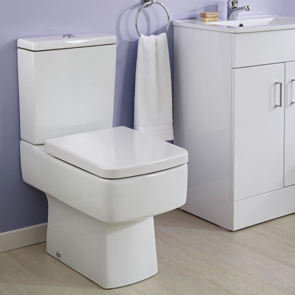 Conjunto de ba o completo con mueble de lavabo ba era y wc for Conjunto mueble lavabo