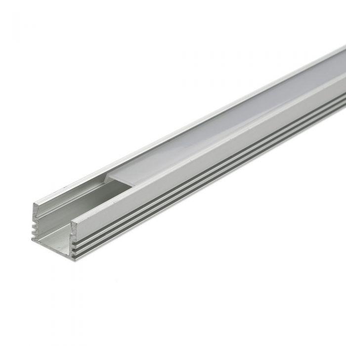 5  Perfiles de Superficie para Tiras LED