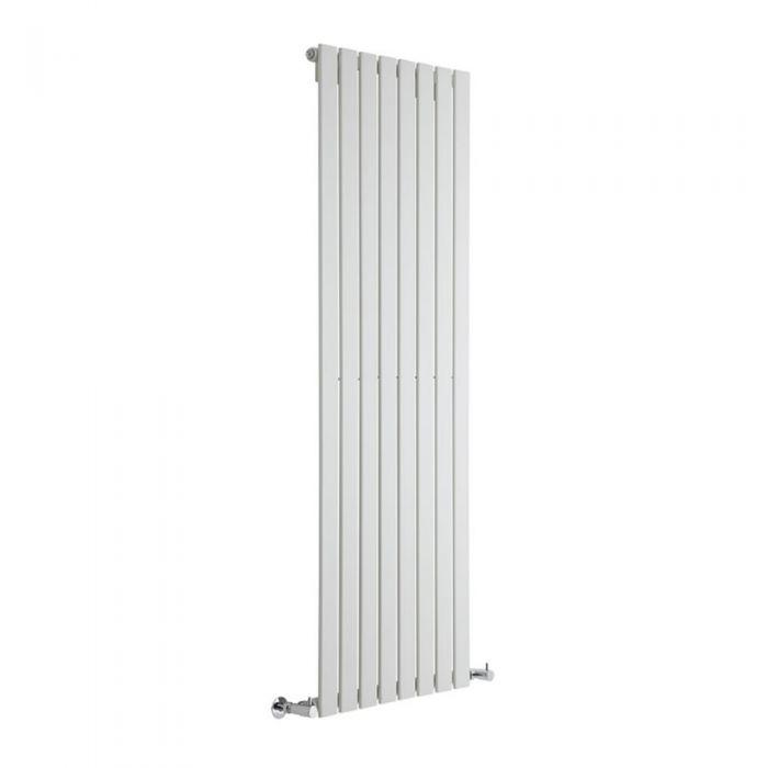 Radiador de Diseño Vertical - Blanco - 1780mm x 560mm x 47mm - 1316 Vatios - Delta