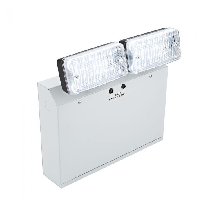 Biard Lámpara LED con Luz de Emergencia de 10W LED