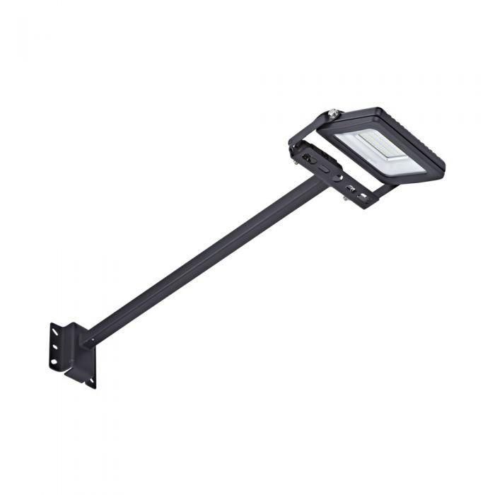 Kit Completo con Brazo Porta Foco Proyector LED de 0,5m  y Foco LED de 10W IP65