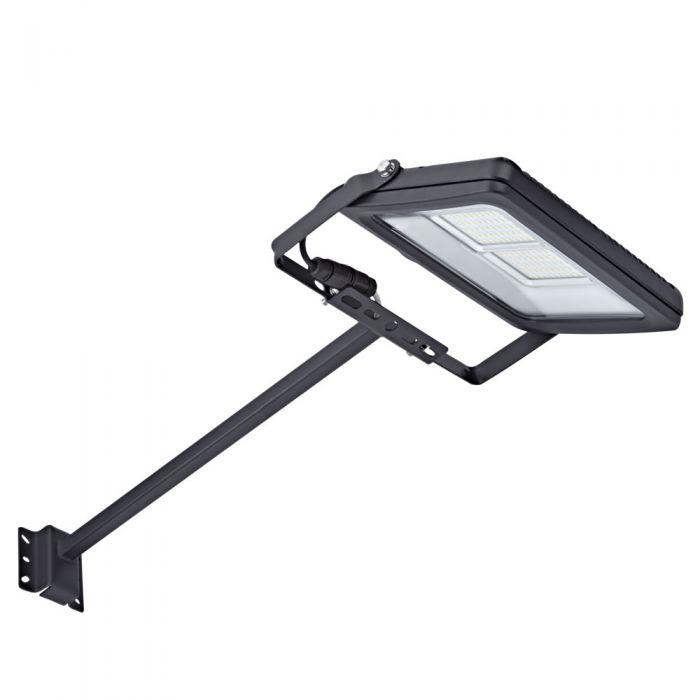 Kit Completo con Brazo Porta Foco Proyector LED de 0,5m  y Foco LED de 50W IP65