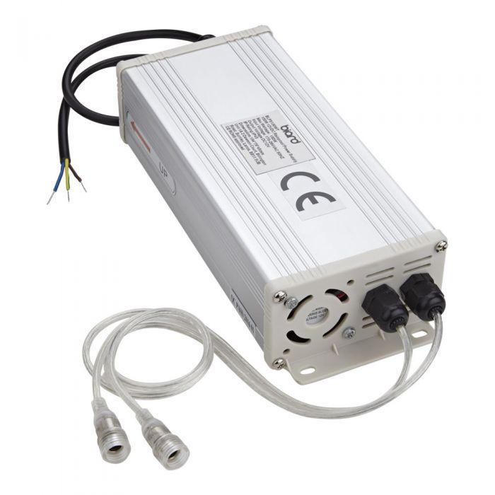 Driver 150W 12VDC IP54 Resistente a la Lluvia y al Polvo
