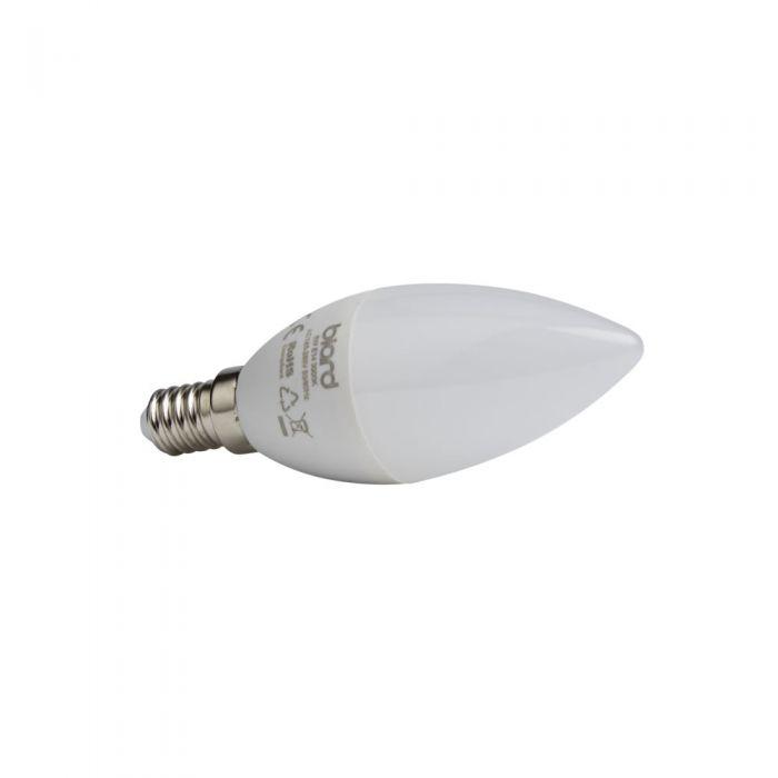Kit con 6 Bombillas LED E14 5W