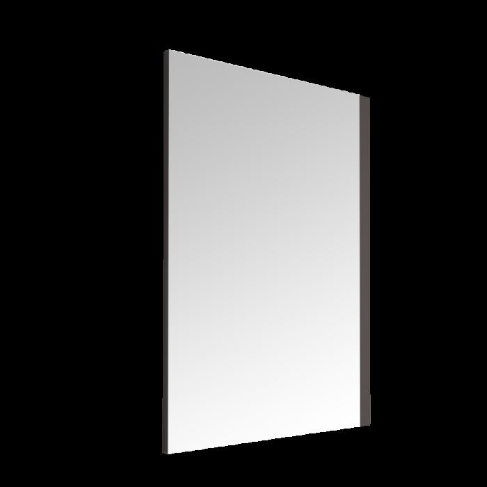 Espejo de 500x700mm para Cuarto de Baño Color Gris Opaco - Newington