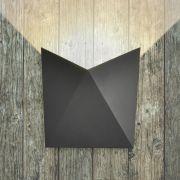 Biard Apliqué Mural LED Ascendente/Descendente IP54 para Exteriores Negro o Antracita - Visby