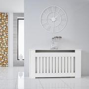 Cubre Radiador Blanco Vertical de 820mm x 1520 x 190mm - Sutton
