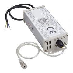 Driver 100W 12VDC IP54 Resistente a la Lluvia y al Polvo