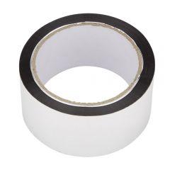 Cinta Adhesiva de Aluminio de 50m x 50mm Para Rollos Aislantes