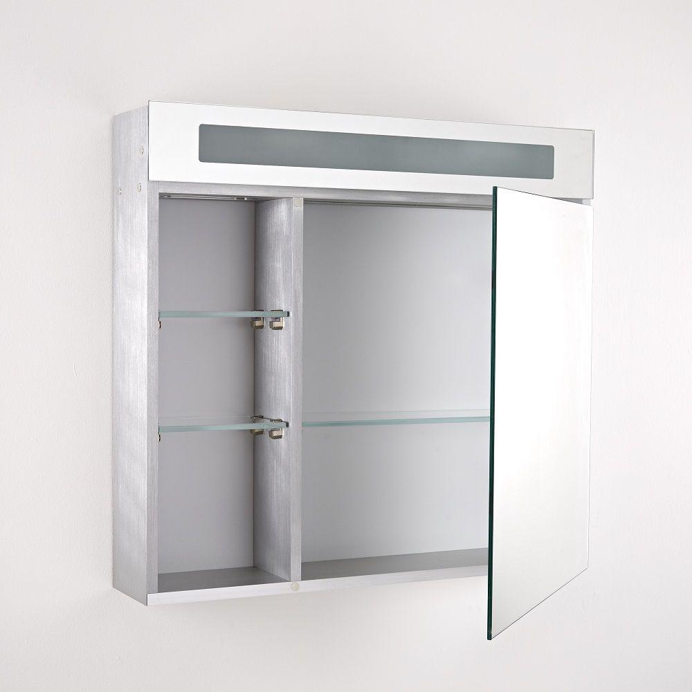 Mueble con LED y Espejo para Cuarto de Baño - Onega