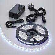 Biard Tira de Luces LED de 5 Metros Color Blanco Frio para Interior y Exterior