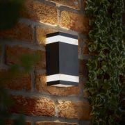 Aplique LED Ascendente/Descendente IP65 Mural - Architect