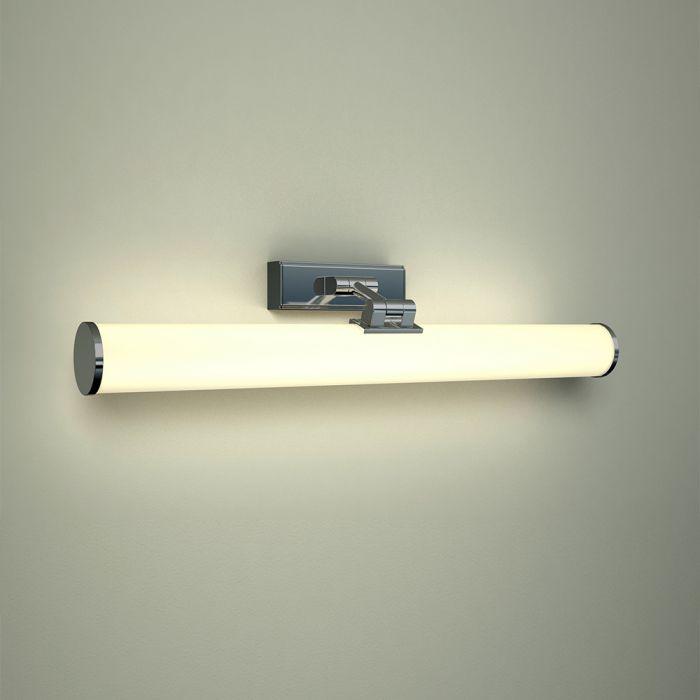 Aplique LED Orientable IP44 con Acabado Cromado Sobre Espejo  - Varese