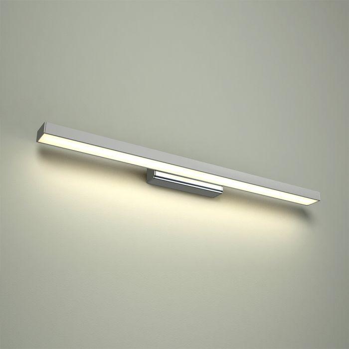 Aplique LED IP44 con Acabado Cromado Sobre Espejo  - Parade