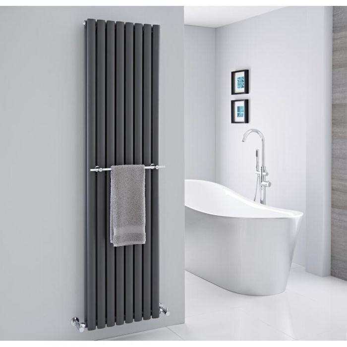 Barra Porta toallas para Radiadores Verticales Revive de 470mm