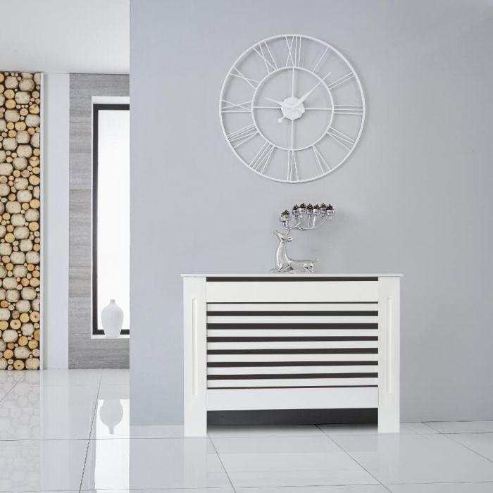 Cubre Radiador Blanco Horizontal de 815mm x 1120 x 190mm  - Newham