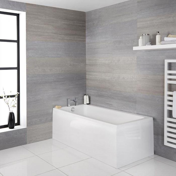 Bañera Estándar Cuadrada - Disponible en Múltiples Tamaños - Retro