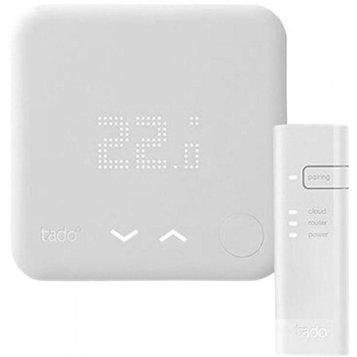Kit de Inicio Inteligente (v3) Tado° con Bridge de Internet y Termostato Inteligente