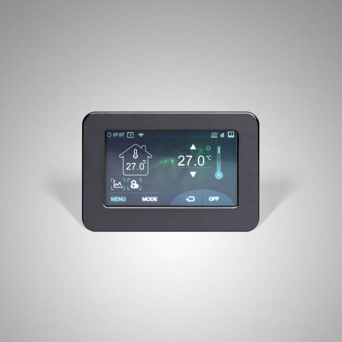 Termostato Wi-Fi Pantalla Táctil para Calefacción Eléctrica  - Connect